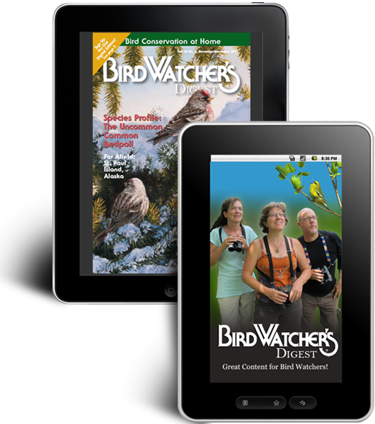 Bird Watcher's Digest App and Magazine